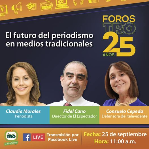 Foro-25-años-Canal-TRO 25 Sept